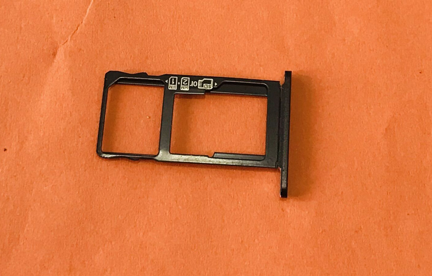 Original Sim Card Holder Tray Card Slot For DOOGEE X55 MTK6580 Quad Core Free Shipping