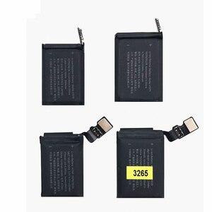 Image 1 - Misura Per Apple Osservare Serie Della Batteria 1 2 3 4 38 millimetri 42 millimetri 44 millimetri Per iwatch batteria S1 s2 S3 S4 GPS LTE Ad Alta Capacità Testato