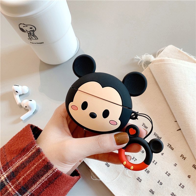 Cute 3D Silicone Case for AirPods Pro 23