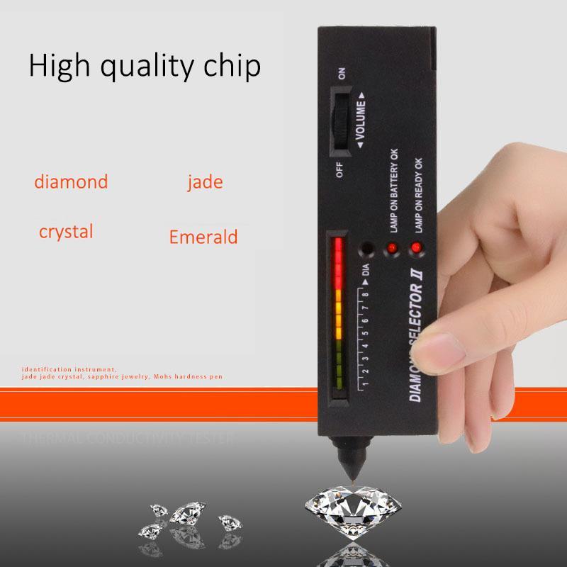 Diamond Tester Moissanite Selector Gemstone Gem Jeweler Tool…