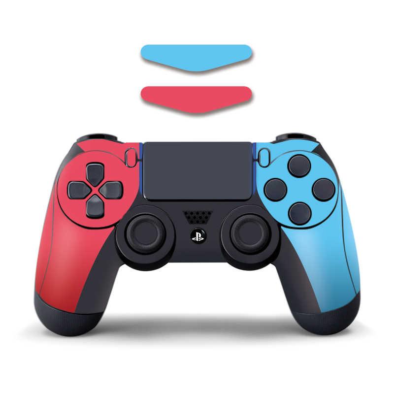 DataFrog naklejka ochronna na PS4 skórka na kontroler na Playstation 4/PS4 Pro/PS4 Slim akcesoria