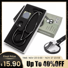 プロハート肺心臓聴診器医師学生医療機器デバイス医師シングルヘッド聴診器
