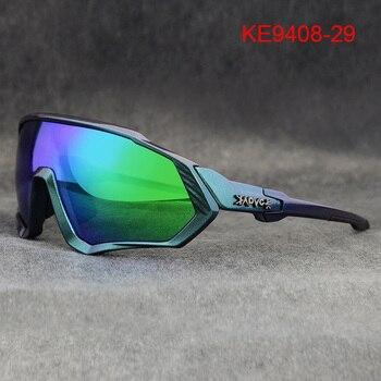 Equitação ciclismo óculos de sol mtb polarizado esportes óculos de ciclismo óculos de bicicleta de montanha 21