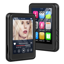 Mp3-Player Walkman Recording Audio Bluetooth Memory Built-Speaker Fm-Radio Video Touch-Screen