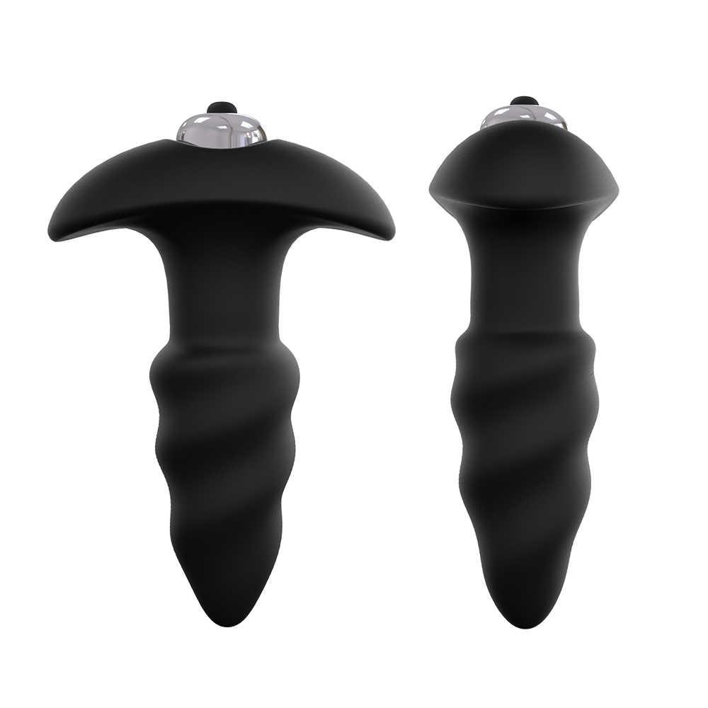 YEMA Dedo Bundas Plug Anal Dildo Vibrador Brinquedos Sexuais para a Mulher Homem Ponto G Próstata Massager Brinquedos para Adultos Da Vagina máquina de sexo