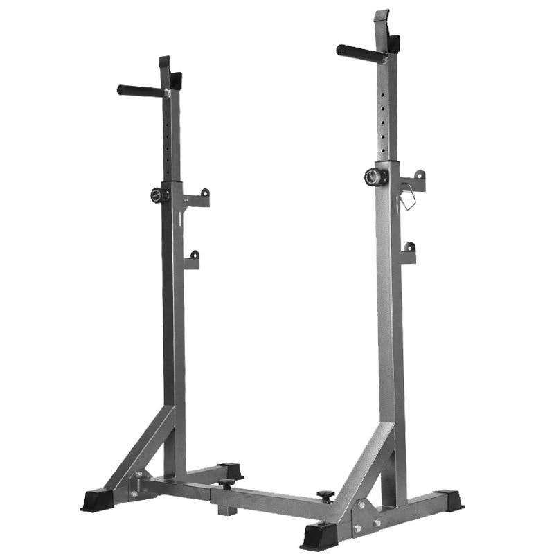 Parallel Bars Squat Rack Household Multifunctional Bench Barbell Rack Indoor Fitness Equipment