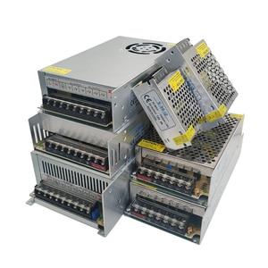 Image 1 - الإضاءة المحولات DC 5V 12V 24V 36 V موائم مصدر تيار 5 12 24 36 V فولت امدادات الطاقة 1A 2A 3A 5A 6A 8A 10A 15A 20A 30A