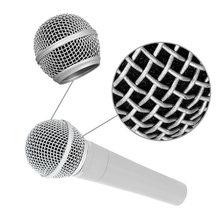 Металлическая шаровая Головка микрофонная решетка микрофоны