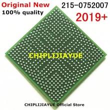 1 10 pces dc2019 + 100% novo 215 0752007 215 chipset da microplaqueta bga de ic 0752007