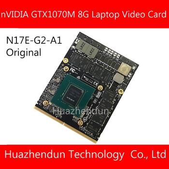 Nueva tarjeta de vídeo GTX1070M para nVIDIA GTX 1070M 8GB DDR5 tarjeta...