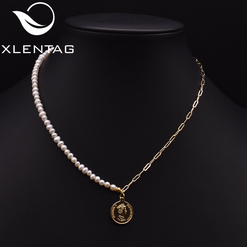 Westwood Pearl Necklace
