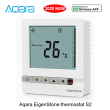 Xiaomi Aqara WiFi Smart Thermostat Central Air conditioner Module Cooling Heating for Fan Coil Unit Room Temperature Controller