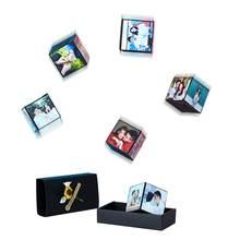 Черная взрывобезопасная коробка «сделай сам» Подарочная фотоальбом