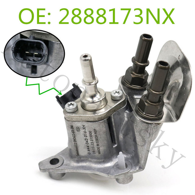 $ 63.49 New Good Exhaust Fluid Injector Metal Quality for Cummins ISX Engines 0444043034 2888173NX A030P707 13322