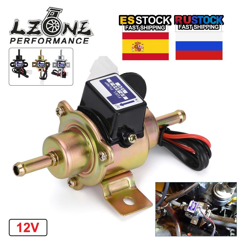 LZONE - 12V электрический топливный насос EP-500-0 035000-0460 12585-52030 дизельный бензиновый пертрол чехол для Kubota Yanmar Cub Cadet двигателя