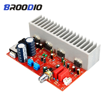 купить TDA7294 High Power Audio Amplifier Board 2.0 Channel 200W*2 HiFi Stereo Amplifiers Dual AC24-28V DIY Amp For Home Speaker дешево