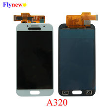 Heinuo LCD Per A320 Pantalla Samsung Galaxy A3 2017 A320F A320Y SM-A320F A320M Display LCD Touch Screen Digitizer Assembly Parts(China)