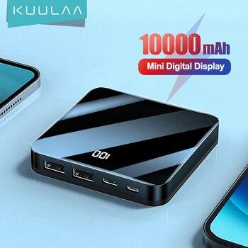 Внешний аккумулятор KUULAA на 10000 мАч 1