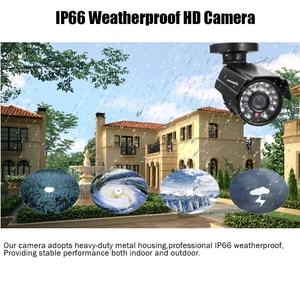 Image 5 - 8CH 1080P HDMI DVR 1080P HD ב/חיצוני אבטחת מצלמה מערכת 8 ערוץ טלוויזיה במעגל סגור DVR ערכת 2.0MP AHD מצלמה מערכת סט 2TB כונן קשיח