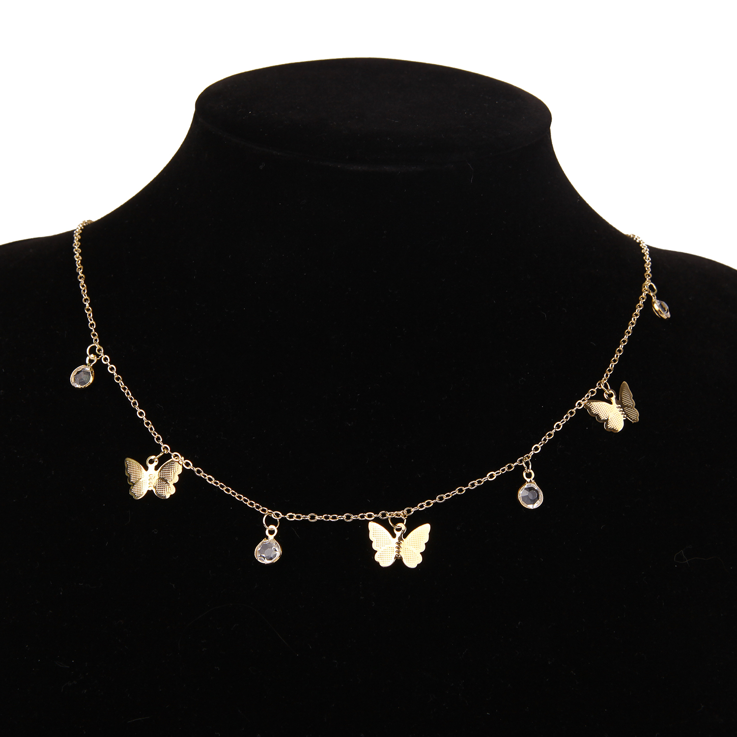 Butterfly Crystal B