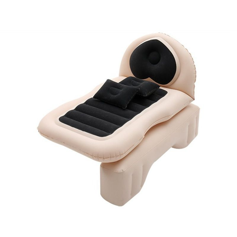Car Inflatable Bed With Head Guard, Rear Inflatable Mattress For Car, Children's bed, Travel Air Bed, Sleeping Pad