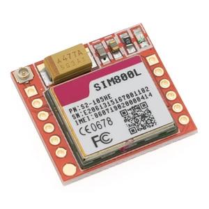 Image 3 - 20Pcsขนาดเล็กSIM800LโมดูลGPRS GSMการ์ดMicroSIM Core Quad Band TTL Serial Port
