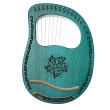Laya маленькие harp струны 16 string tone lyre портативный маленький