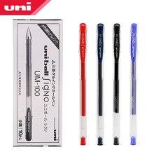 Uni-ball – stylo à encre Gel Signo Dx 0.5mm, ensemble de 8 pièces, stylo Uni Mitsubishi noir/bleu/rouge