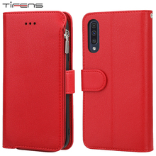 Leather A32 A52 A72 Case For Samsung Galaxy A12 A51 A71 A81 A91 A10 A20 E A30 A40 A50 A70 S A90 5G Zipper Wallet Cards Bag Cover