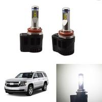 High Power 110W 10400LM H11 LED Headlight Kit Low Beam Bulbs For Chevy Chevrolet Tahoe 2007 2016 Car Light Headlamp