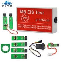 2019 أحدث ل MB EIS W211 W164 W212 ل MB EIS اختبار منصة ل MB السيارات مفتاح مبرمج ل Be-nz