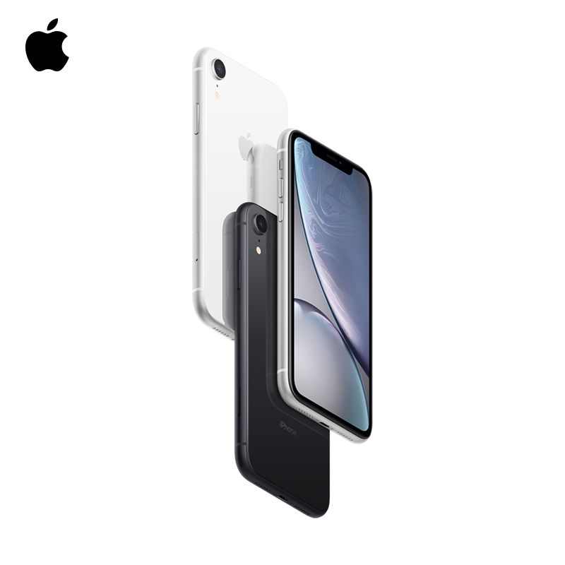 iPhone XR 64G Double card genuine mobile phone
