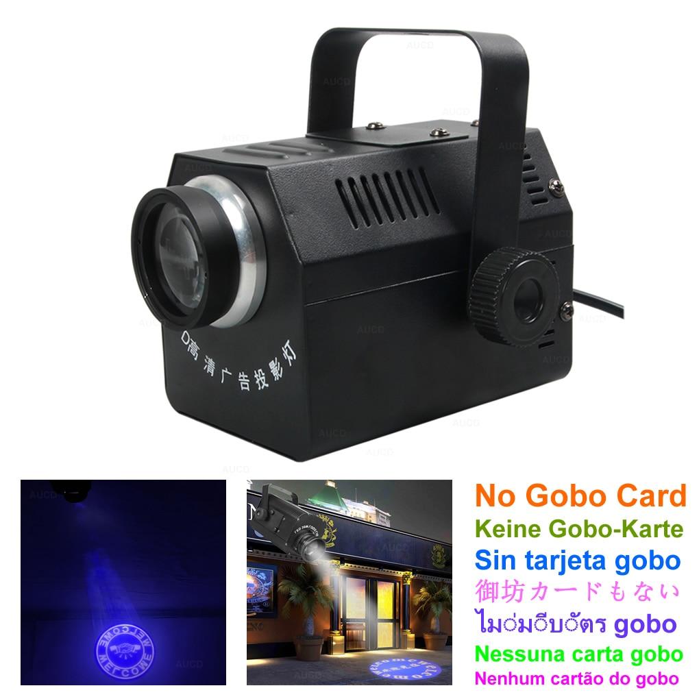 AUCD 30 W 50 W logo LED lumière publicité projecteur maison Bar café magasin personnalité spectacle boîte de nuit s (pas de carte de modèle)