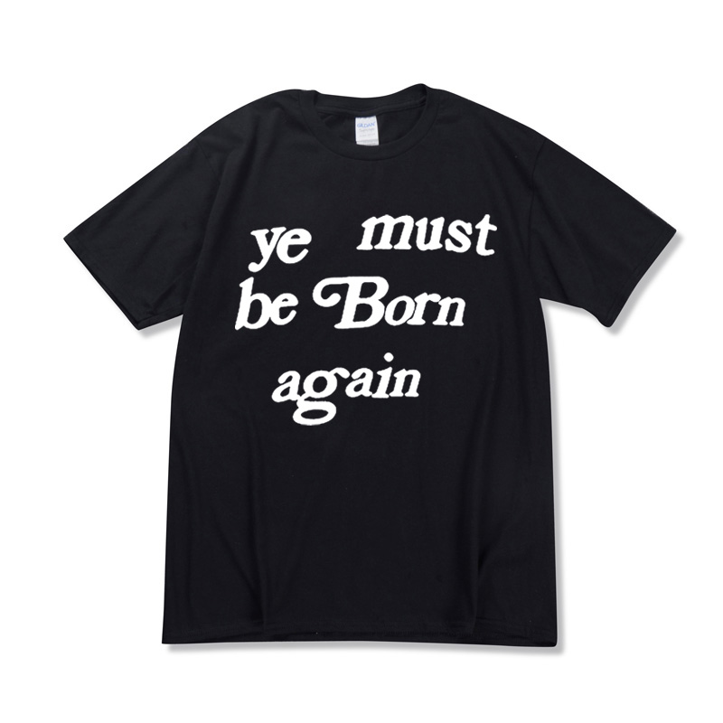 Jesus Is King you Must Be Born Again t-shirt 1