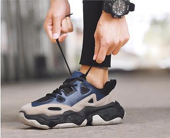 N8818 sport shoes men sneakers air mesh running jogging zapatillas hombre tenis masculino casual walking