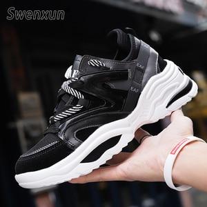 Image 4 - Модные кроссовки для мужчин и женщин, высококачественная повседневная обувь, Классическая Удобная Уличная обувь для женщин, Размеры 35 47