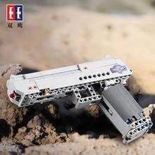 C81007 строительные блоки пистолетные пули Обучающие сборные