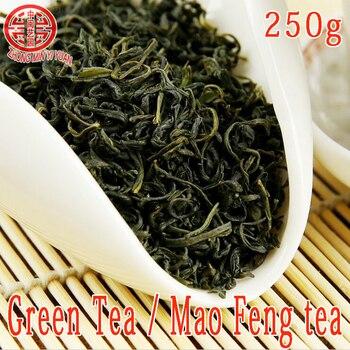 Chino de primavera verde fresco té oolong Verde té verde té comida orgánica té con fragancia para la pérdida de peso