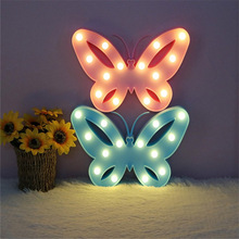 creative led butterfly night…