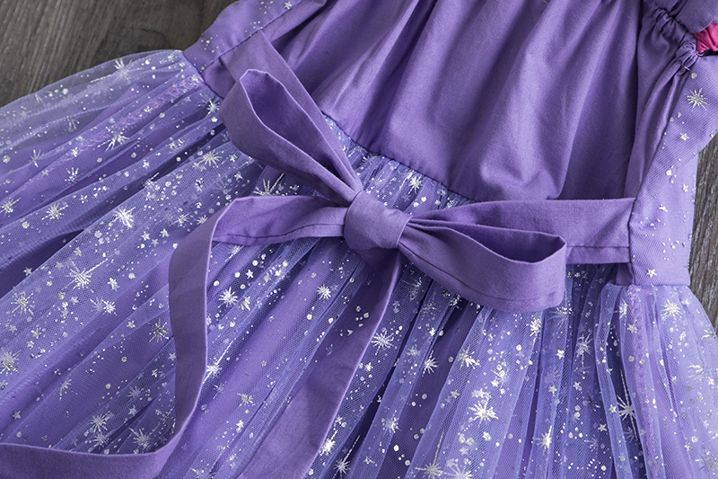 H8b4ee5f3919c42f492600bf37feb89687 Princess Kids Baby Fancy Wedding Dress Sequins Formal Party Dress For Girl Tutu Kids Clothes Children Backless Designs Dresses