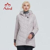 Astrid, зимняя женская куртка, пуховик, профессиональный бренд, большие размеры, весеннее Женское пальто, большие размеры, зимние куртки, больш...