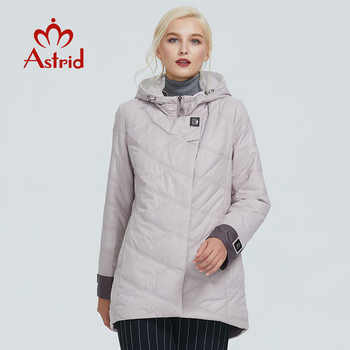 Astrid Winter Woman Jacket down parkas Professional Plus Size Brand Spring Women Coat Big Size Winter Jackets Large Size AM-2682 - DISCOUNT ITEM  42% OFF All Category