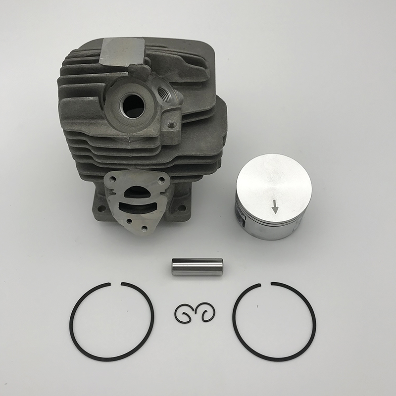 44 7mm Cylinder Piston Ring Kit Fit For Stihl MS261 MS 261 Chainsaw 1141 020 1200 Replacement Spare Parts