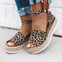Plus size Women Summer Sandals Casual Wedges Women Shoes High Heel Sandals Shoes Flip Flops Women Platform Sandals