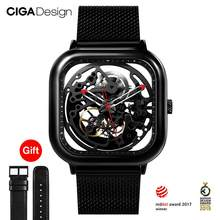 CIGA Design Top Design CIGA Watch Automatic Hollowing Mechanical