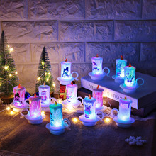 Get more info on the 12 pcs Christmas Candle with LED Tea light Candles for Christmas Decoration party
