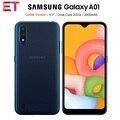 Глобальная версия Samsung Galaxy A01 A015F-DS 4G мобильный телефон 5,7