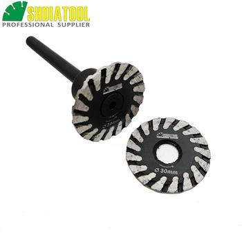 цены SHDIATOOL 1pc mini blade with removable 6mm shank and 1pc mini blade cutting disc without removable 6mm shank