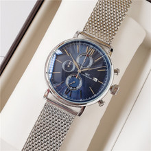 IWC- Luxury Men Business Quartz Watch Men's women Top Brand Wrist watch