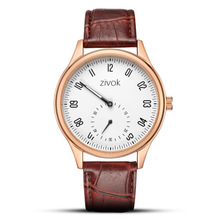 2019 Style watches men Fashion Sport  Case Leather Waterproof Wristwatch  watch Quartz Business Wristwatch цена в Москве и Питере